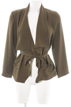 H&M Blusenjacke bronzefarben Elegant