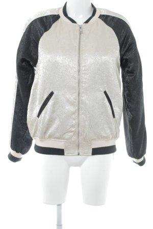 H&M Blusenjacke Colourblocking 90ies-Stil