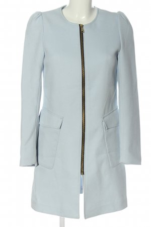 H&M Blusenjacke blau Casual-Look