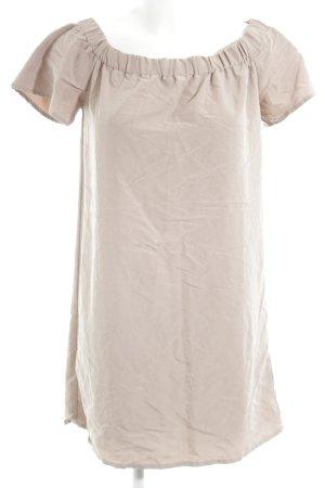 H&M Blusenkleid wollweiß Casual-Look