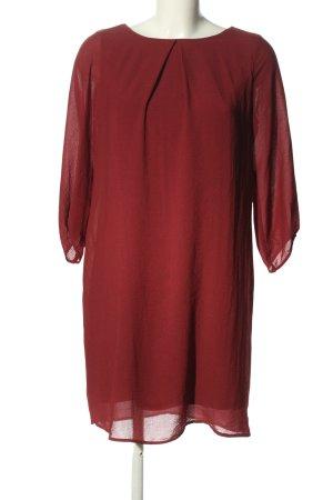 H&M Blusenkleid rot Elegant