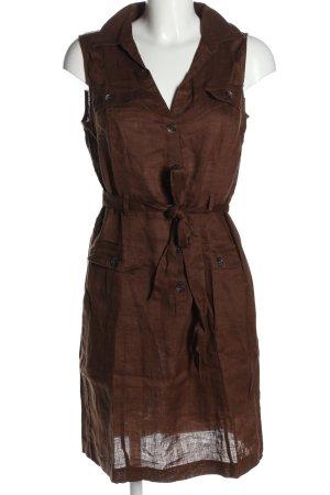 H&M Abito blusa marrone stile casual