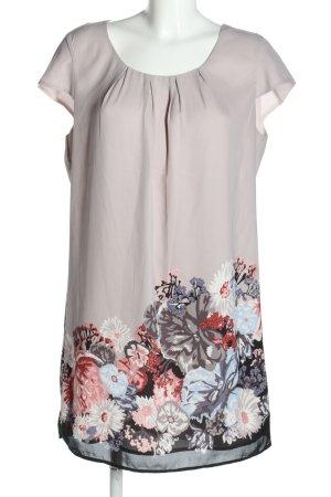 H&M Blusenkleid Blumenmuster Casual-Look