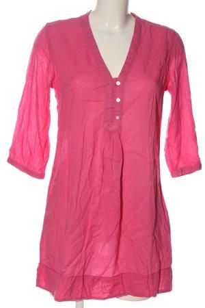 H&M Blusenkleid pink Casual-Look
