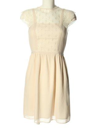 H&M Blusenkleid creme Elegant