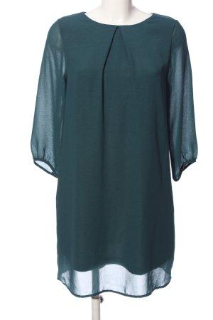 H&M Abito blusa blu stile professionale