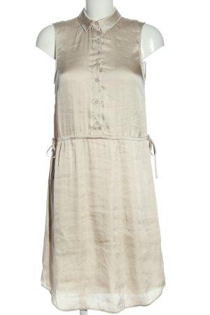 H&M Blusenkleid wollweiß Elegant