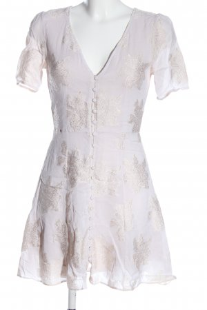 H&M Blouse Dress natural white casual look
