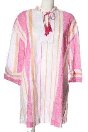 H&M Blusenkleid Streifenmuster Casual-Look