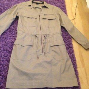 H&M Abito blusa beige-color cammello