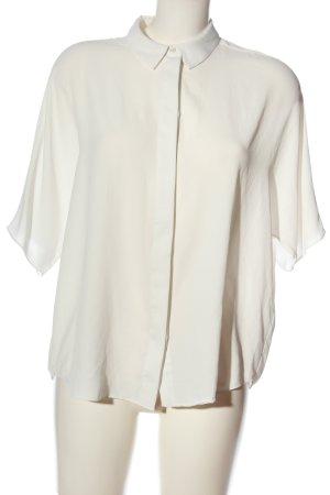 H&M Colletto camicia bianco sporco stile professionale