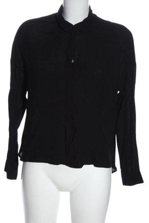 H&M Cols de blouses noir style d'affaires