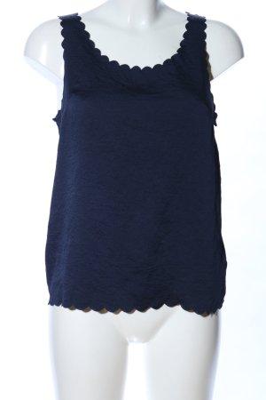 H&M Blusa blu stile casual