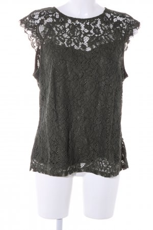 H&M Blouse topje bruin casual uitstraling