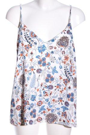 H&M Blusa stampa integrale stile casual