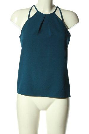 H&M Top koszulowy niebieski W stylu casual