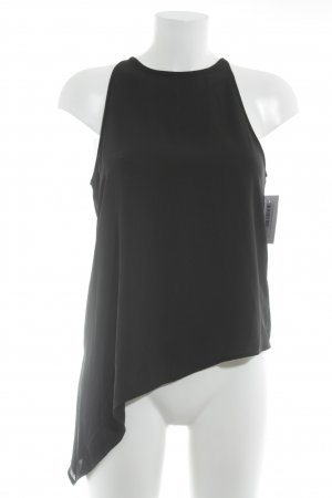 H&M Blusentop schwarz Elegant