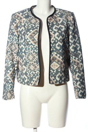 H&M Torera estampado con diseño abstracto estilo «business»