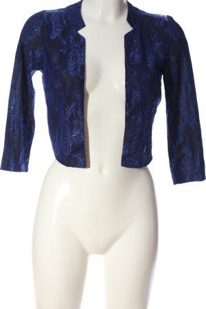 H&M Boléro bleu élégant