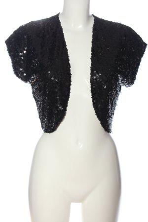 H&M Bolero schwarz Elegant