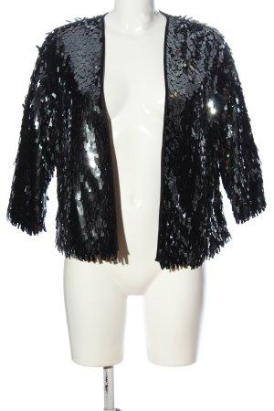 H&M Bolero nero con glitter