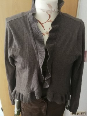 H&M Conscious Collection Bolero grey brown