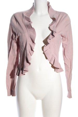 H&M Bolero pink Casual-Look