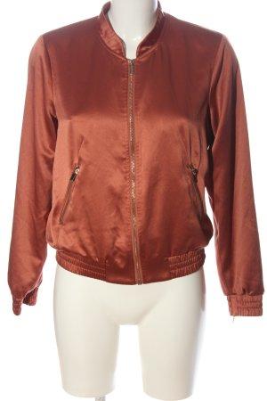 H&M Giacca bomber arancione chiaro stile casual