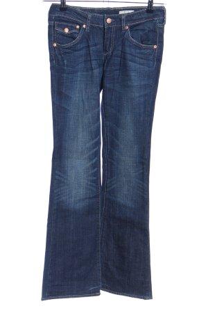 H&M Jeans svasati blu stile casual