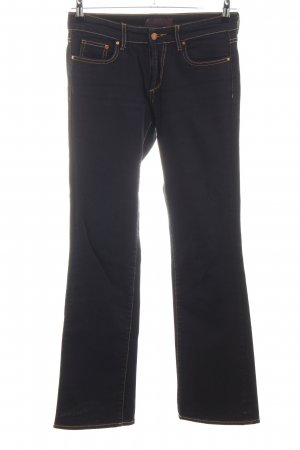 H&M Boot Cut Jeans blue business style