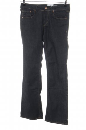 H&M Boot Cut Jeans schwarz Casual-Look