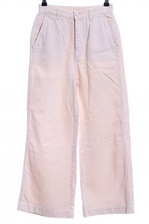 H&M Boot Cut Jeans creme Casual-Look