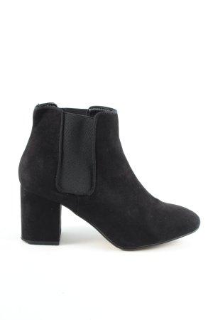 H&M Stivaletto nero stile professionale