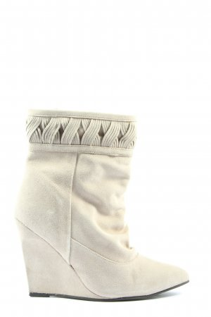 H&M Booties creme Casual-Look
