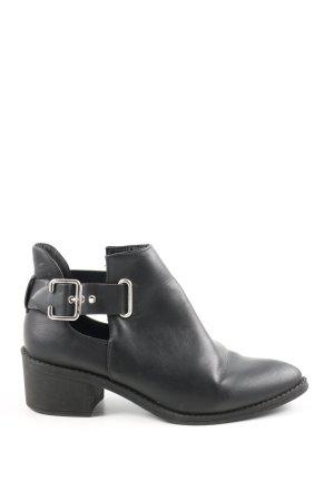 H&M Stivaletto nero stile casual