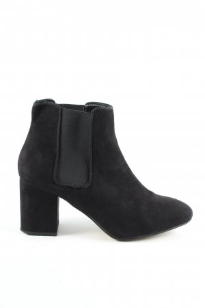 H&M Booties black business style