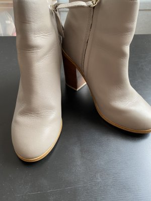H&M Boots Stiefeletten grau