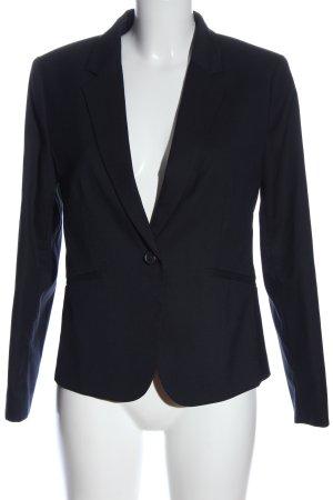 H&M Boyfriend-Blazer blau Business-Look