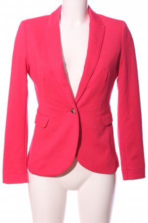 H&M Boyfriend-Blazer pink Business-Look