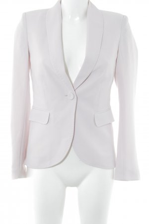 H&M Boyfriend-Blazer altrosa Business-Look
