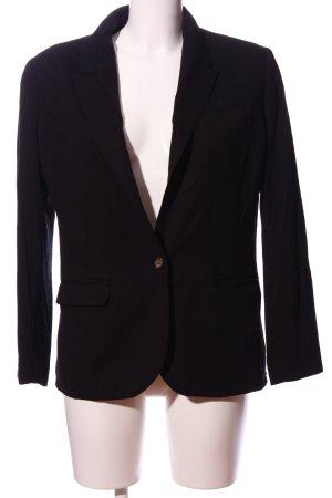 H&M Blazer Boyfriend negro estilo «business»