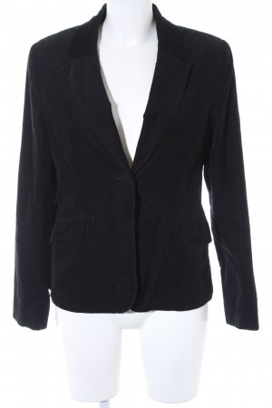H&M Boyfriend-Blazer schwarz klassischer Stil