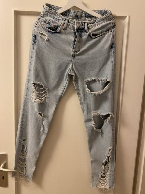 H&M boyfriend denim jeans