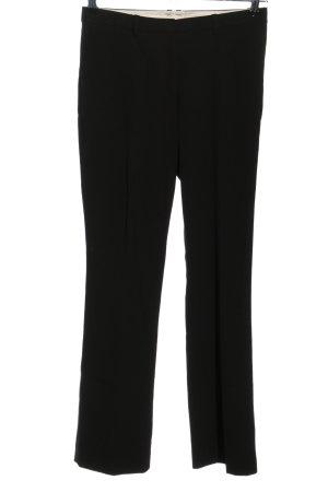 H&M Pantalone da abito nero stile casual