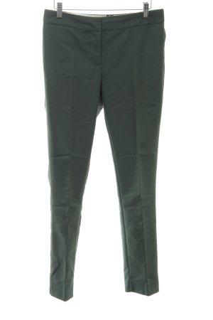 H&M Bundfaltenhose khaki Business-Look