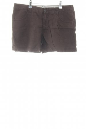 H&M Bundfaltenhose braun Casual-Look