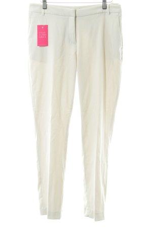 H&M Bundfaltenhose hellbeige schlichter Stil