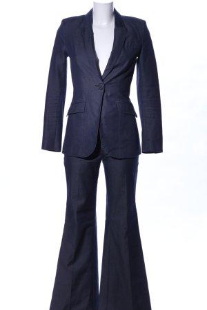 H&M Business-Anzug blau Elegant