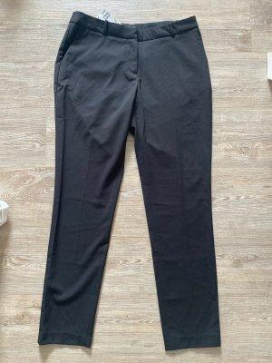H&M Business Anzugshose Hose schwarz 38 M slacks neu mit Etikett