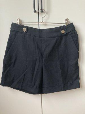 H&M Business Shorts 36 schwarz